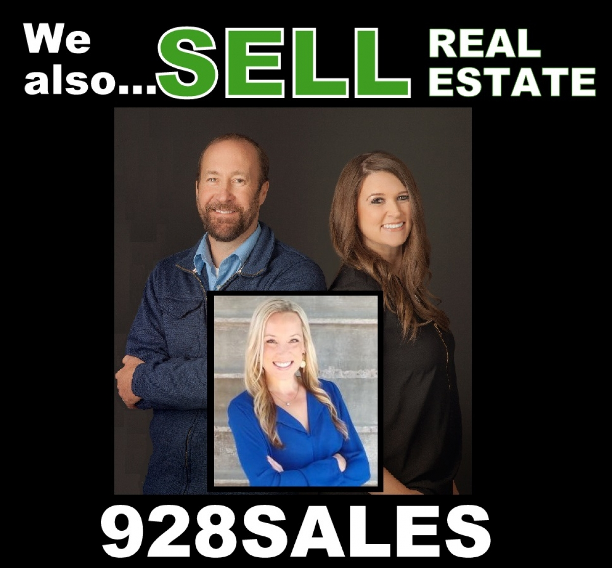 Image: We are REALTORS.